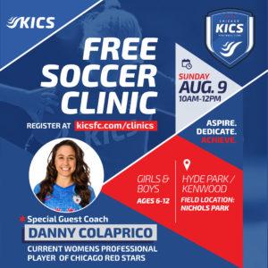 Beverly/Evergreen Park Soccer Clinic